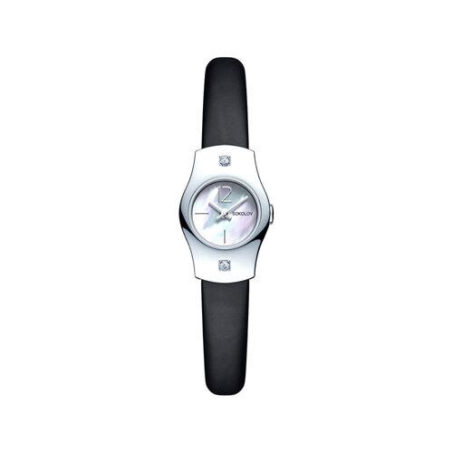 Женские серебряные часы (123.30.00.001.05.01.2) - фото №2
