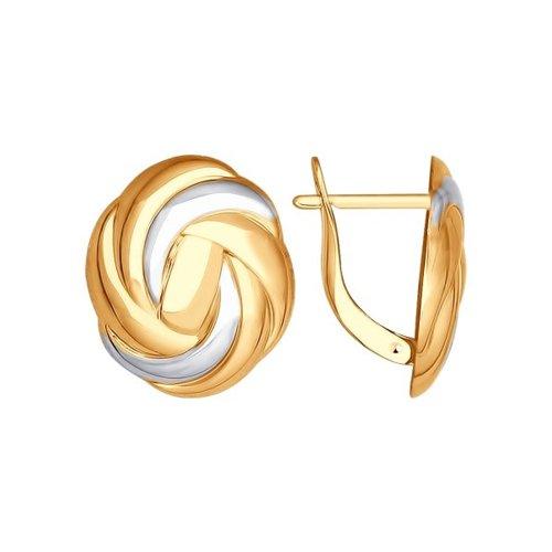 Серьги SOKOLOV из золота цена