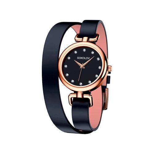 Женские стальные часы (315.73.00.000.02.01.2) - фото