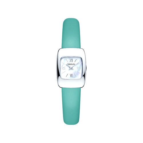 Женские серебряные часы (124.30.00.000.02.07.2) - фото №2