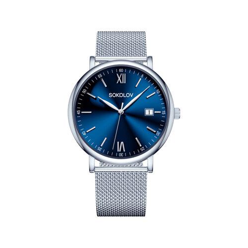 Мужские стальные часы (310.71.00.000.02.01.3) - фото №2
