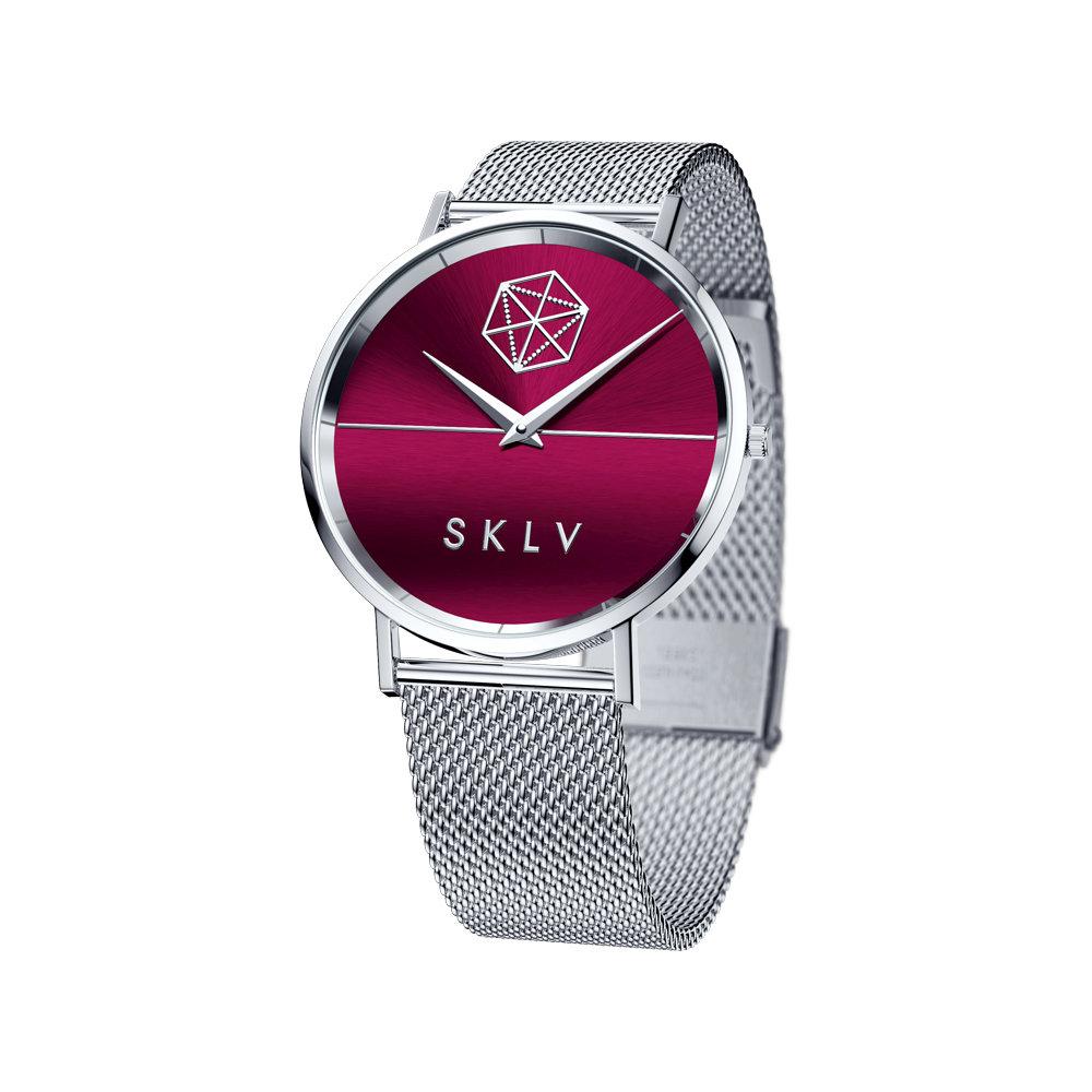 Женские стальные часы SKLV