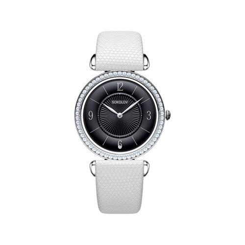 Женские серебряные часы (106.30.00.001.04.02.2) - фото №2