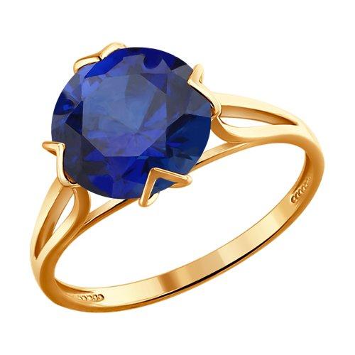 Кольцо из золота (715766) - фото