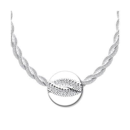 Колье из серебра (94074535) - фото