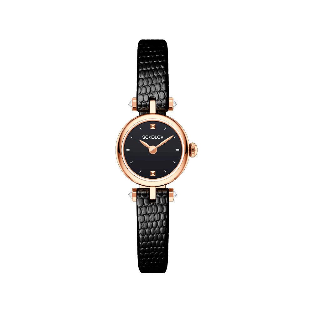 Женские золотые часы арт. 215.01.00.000.02.01.2 от SOKOLOV