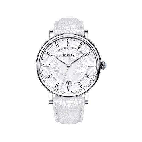 Женские серебряные часы (103.30.00.000.01.02.2) - фото №2