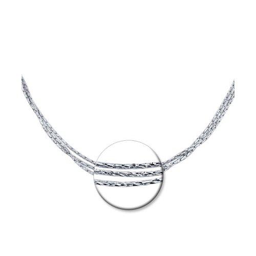 Колье из серебра (94074467) - фото