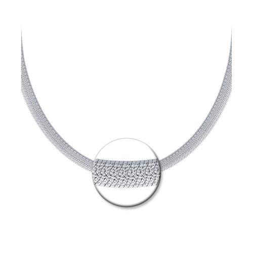 Колье из серебра 94074578