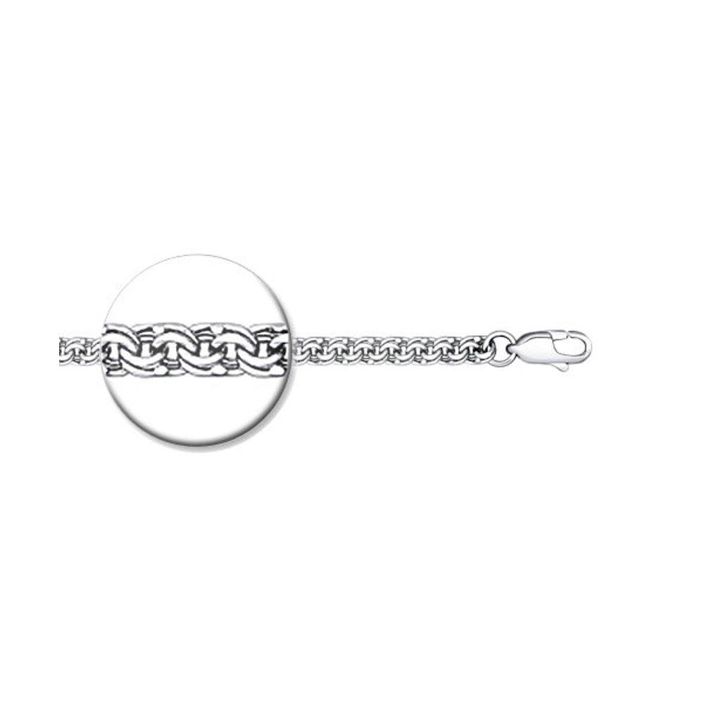 Браслет Diamant из серебра