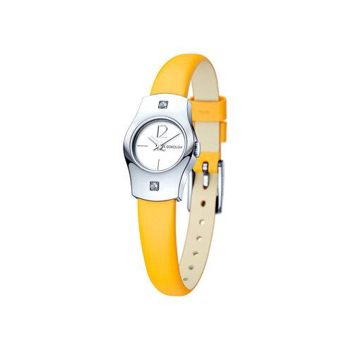 Женские серебряные часы (123.30.00.001.04.04.2) - фото