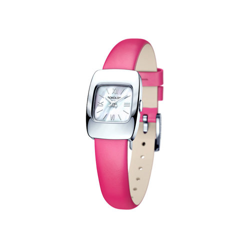 Женские серебряные часы (124.30.00.000.02.05.2) - фото