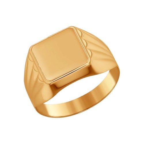 Печатка из золота 585 пробы