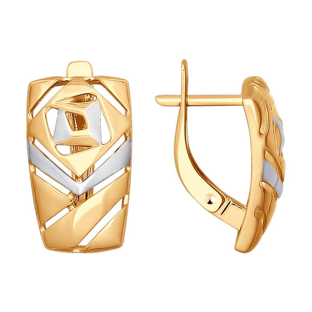 Серьги SOKOLOV из золота серьги sokolov 026498 s
