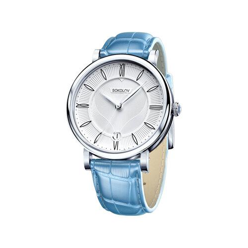 Женские серебряные часы (103.30.00.000.01.05.2) - фото