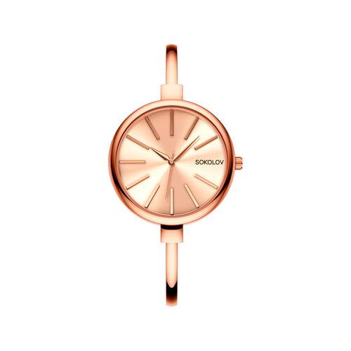 Женские стальные часы (314.73.00.000.03.02.2) - фото №2