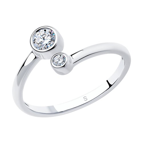 Тонкое кольцо «Fashion»