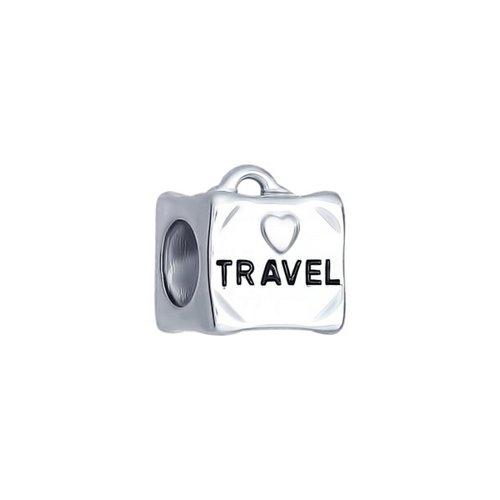 Подвеска-шарм «Travel» подвеска шарм льдинка
