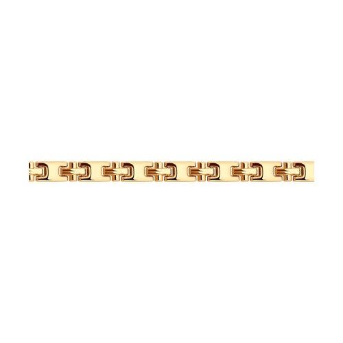 Браслет из золота (051146) - фото