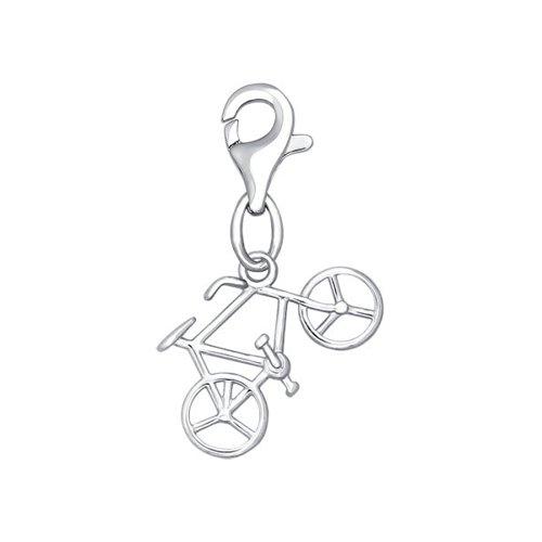 цена на Подвеска SOKOLOV из серебра «Велосипед»