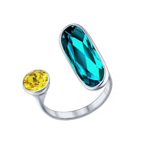 Разъёмное кольцо из коллекции  Express Yourself