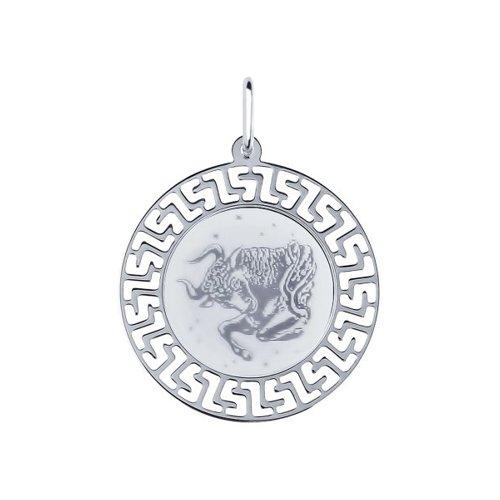 Подвеска «Знак зодиака Телец»