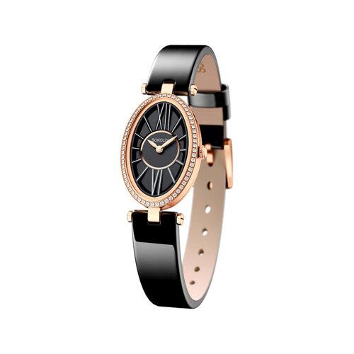 Женские золотые часы (236.01.00.100.02.04.2) - фото