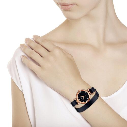 Женские стальные часы (315.73.00.000.02.01.2) - фото №3
