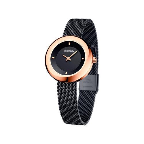 Женские стальные часы (308.73.00.000.04.04.2) - фото