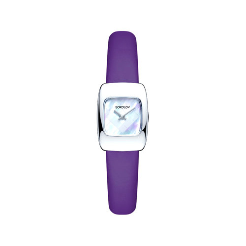 Женские серебряные часы (124.30.00.000.05.06.2) - фото №2