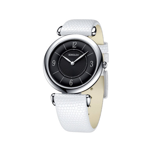 Женские серебряные часы (105.30.00.000.04.02.2) - фото
