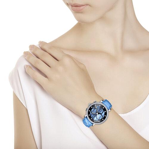 Женские серебряные часы (127.30.00.001.04.05.2) - фото №3