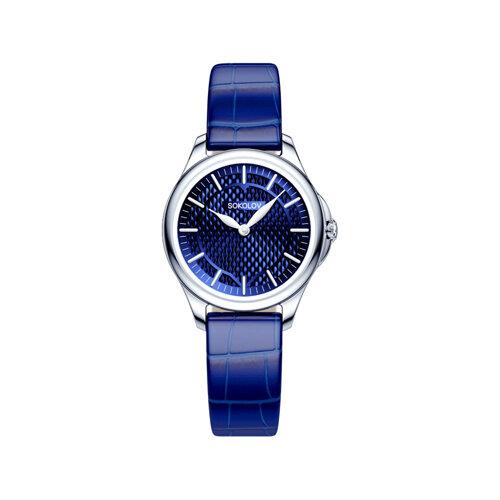 Женские серебряные часы (136.30.00.000.07.04.2) - фото №2