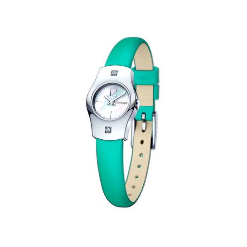 Женские серебряные часы (123.30.00.001.05.07.2) - фото