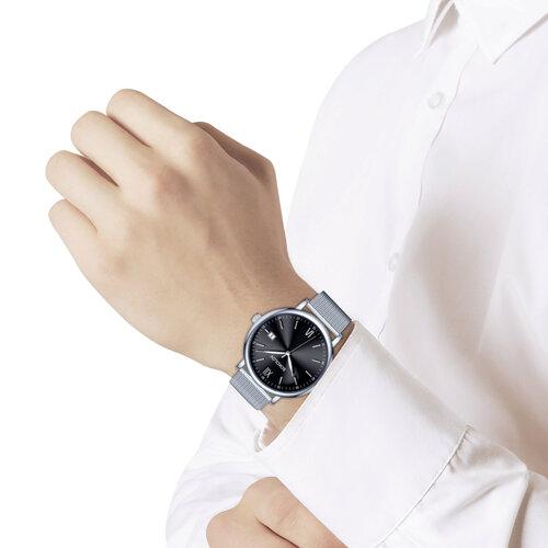 Мужские стальные часы (310.71.00.000.03.01.3) - фото №3
