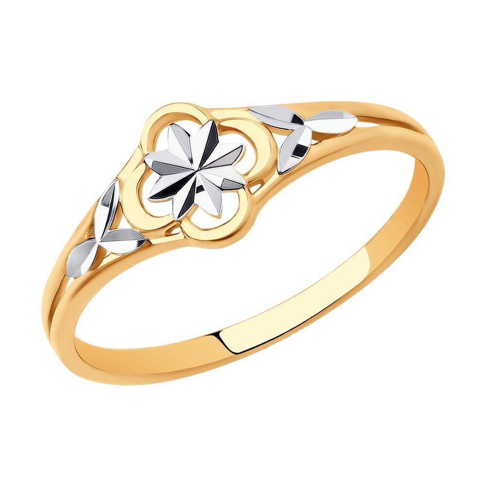 Кольцо Diamant из золота