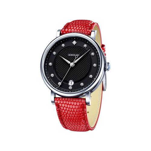 Женские серебряные часы (103.30.00.000.05.03.2) - фото