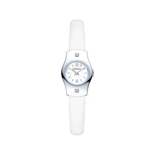 Женские серебряные часы (123.30.00.001.02.02.2) - фото №2