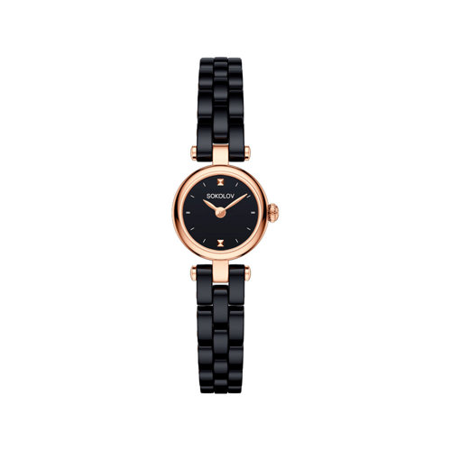 Женские золотые часы (216.01.00.000.02.02.3) - фото №2
