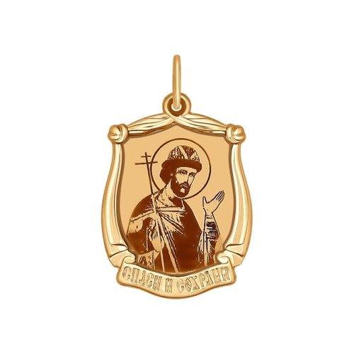 Иконка «Святой мученик князь Борис» (103094) - фото