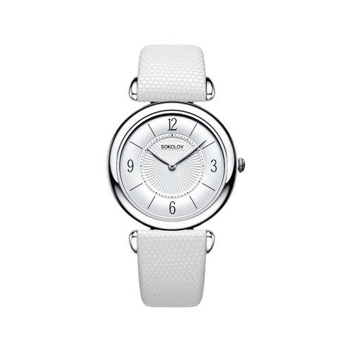 Женские серебряные часы (105.30.00.000.03.02.2) - фото №2
