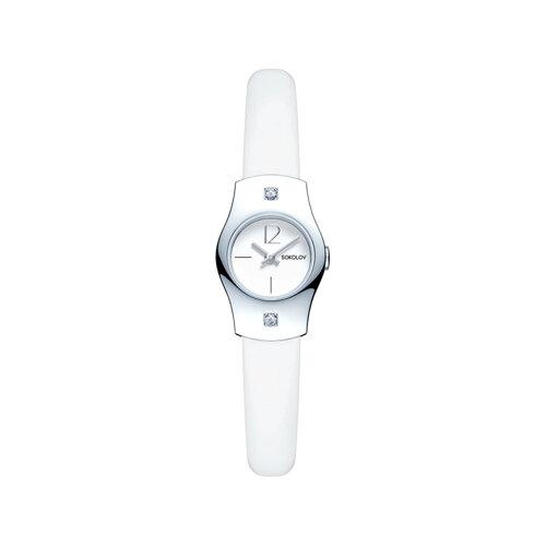 Женские серебряные часы (123.30.00.001.04.02.2) - фото №2