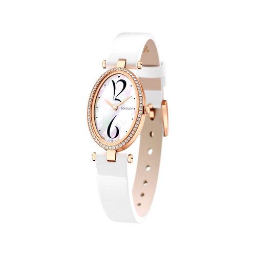 Женские золотые часы (236.01.00.001.05.05.2) - фото