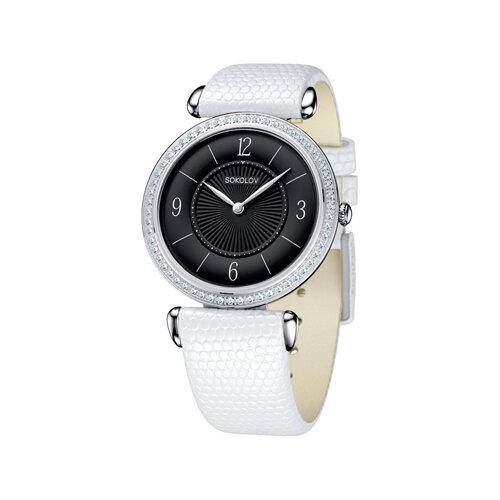 Женские серебряные часы (106.30.00.001.04.02.2) - фото