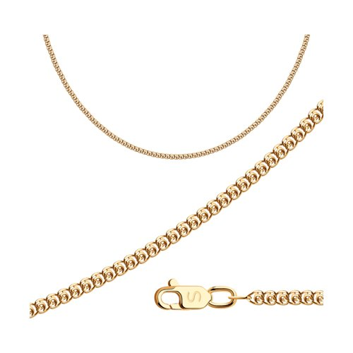 Цепь из золота (581050302) - фото