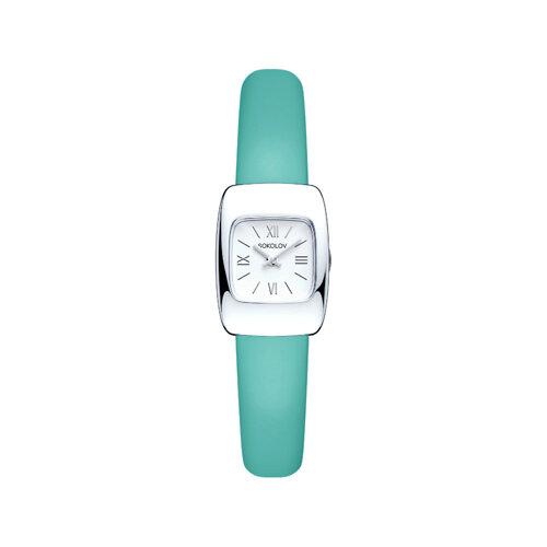 Женские серебряные часы (124.30.00.000.01.07.2) - фото №2