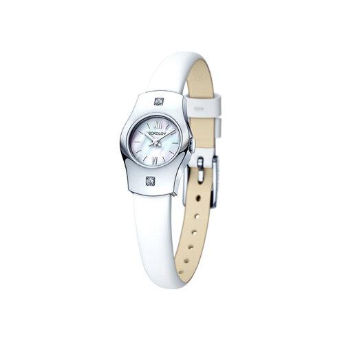 Женские серебряные часы (123.30.00.001.02.02.2) - фото