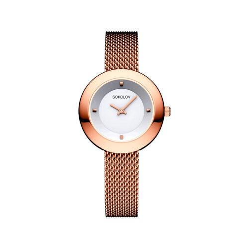 Женские стальные часы (308.73.00.000.03.03.2) - фото №2