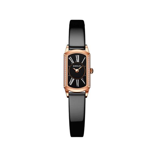 Женские золотые часы (222.01.00.001.03.05.3) - фото №2