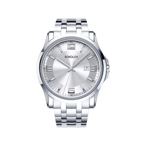 Мужские стальные часы  (301.71.00.000.01.01.3) - фото №2